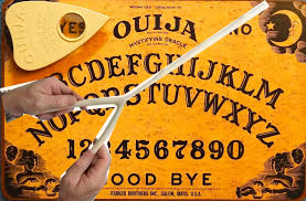 OUIJA WITH DOWSING