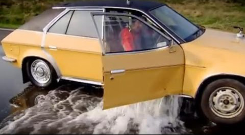 WATERCAR